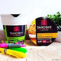 "Unboxing DegustaBox Août ""La Rentrée"" tanoshi"