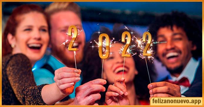 10 razones para ser positivos ante el año nuevo 2022