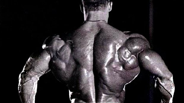 3 Perfect Exercise For You To Get Big Lats