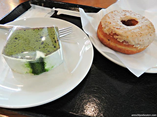 Dulces en el Starbucks de Tokio, Japón