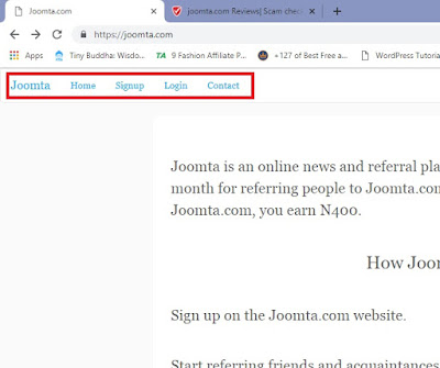 Joomta Review