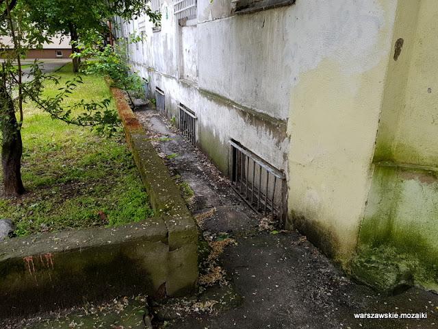 Warszawa Warsaw Wola młyn Michlera fabryka makaronu architektura