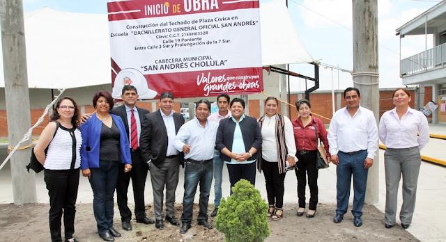 Es nuestra obligación generar condiciones de bienestar: Pérez Popoca