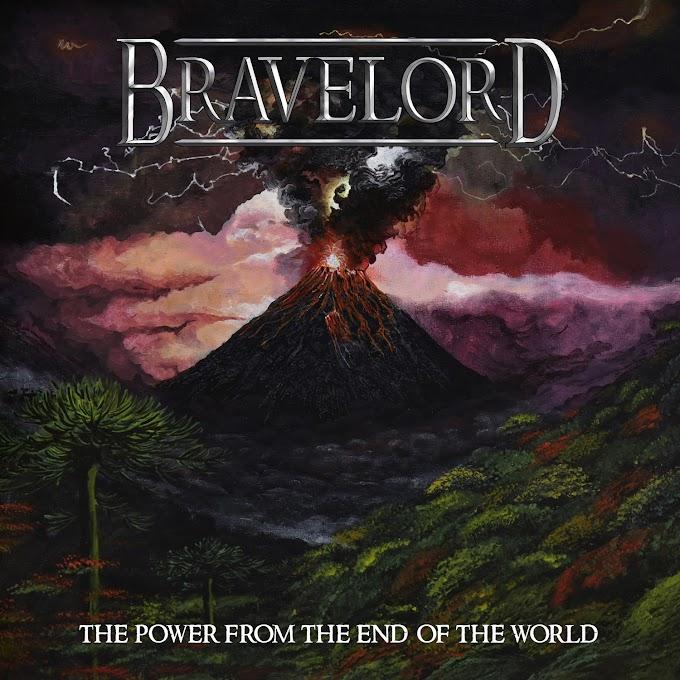 Bravelord lanza primer single Power Metal desde el fin del mundo.