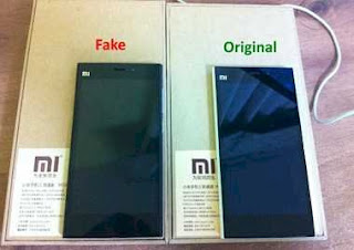 Check Fake Xiaomi Products