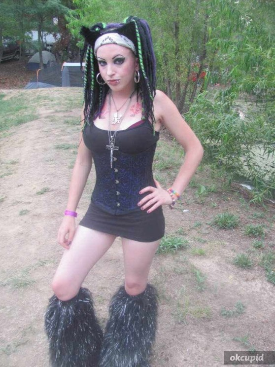 juggalette of the day awful dating profiles