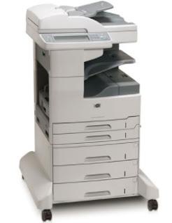 HP LaserJet M5035 Multifunction Télécharger Pilote