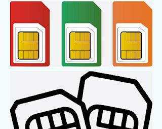 Tahap blokir sim card tidak registrasi ulang