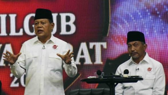 Duet Asyik Ucapkan Selamat ke Ridwan Kamil yang Menangi Pilgub Jabar