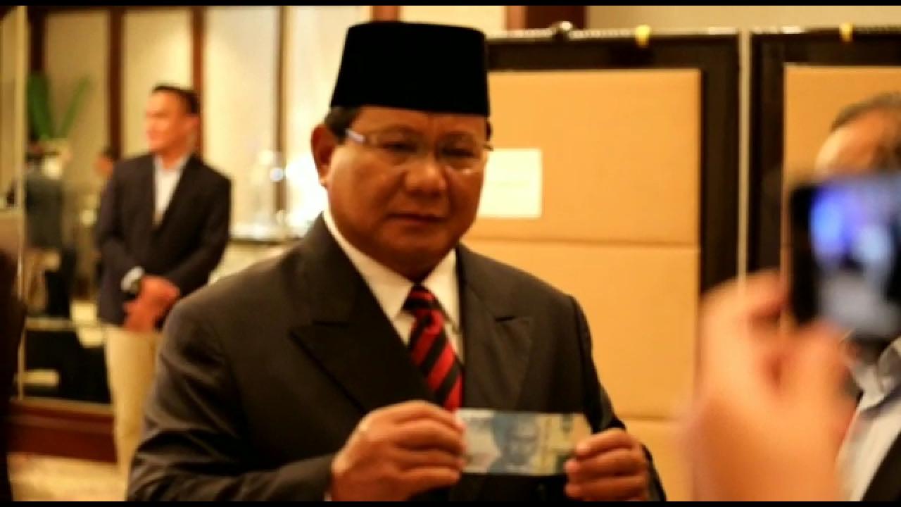 Terungkap! Ini Rahasia Prabowo Tampil Cemerlang Saat Debat Ke-4