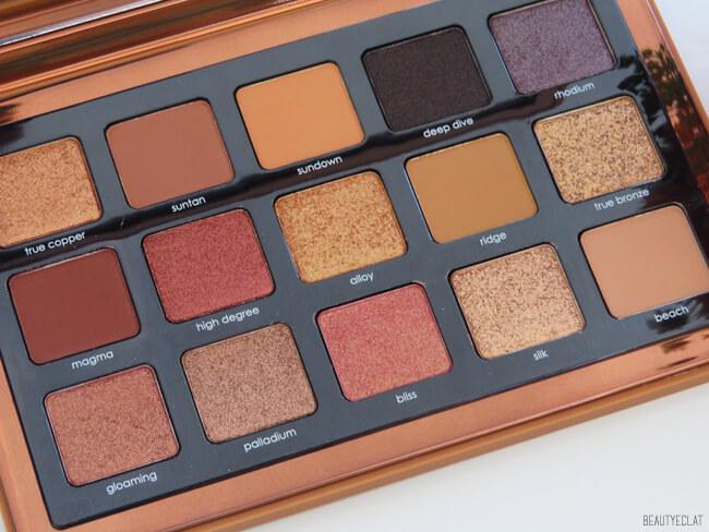 natasha denona bronze palette fards
