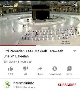 Terkait polemik shaf jarak 1 meter di Masjidil Haram