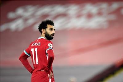 صلاح يسجل رقم قياسي جديد بحروف من ذهب في تاريخ ليفربول