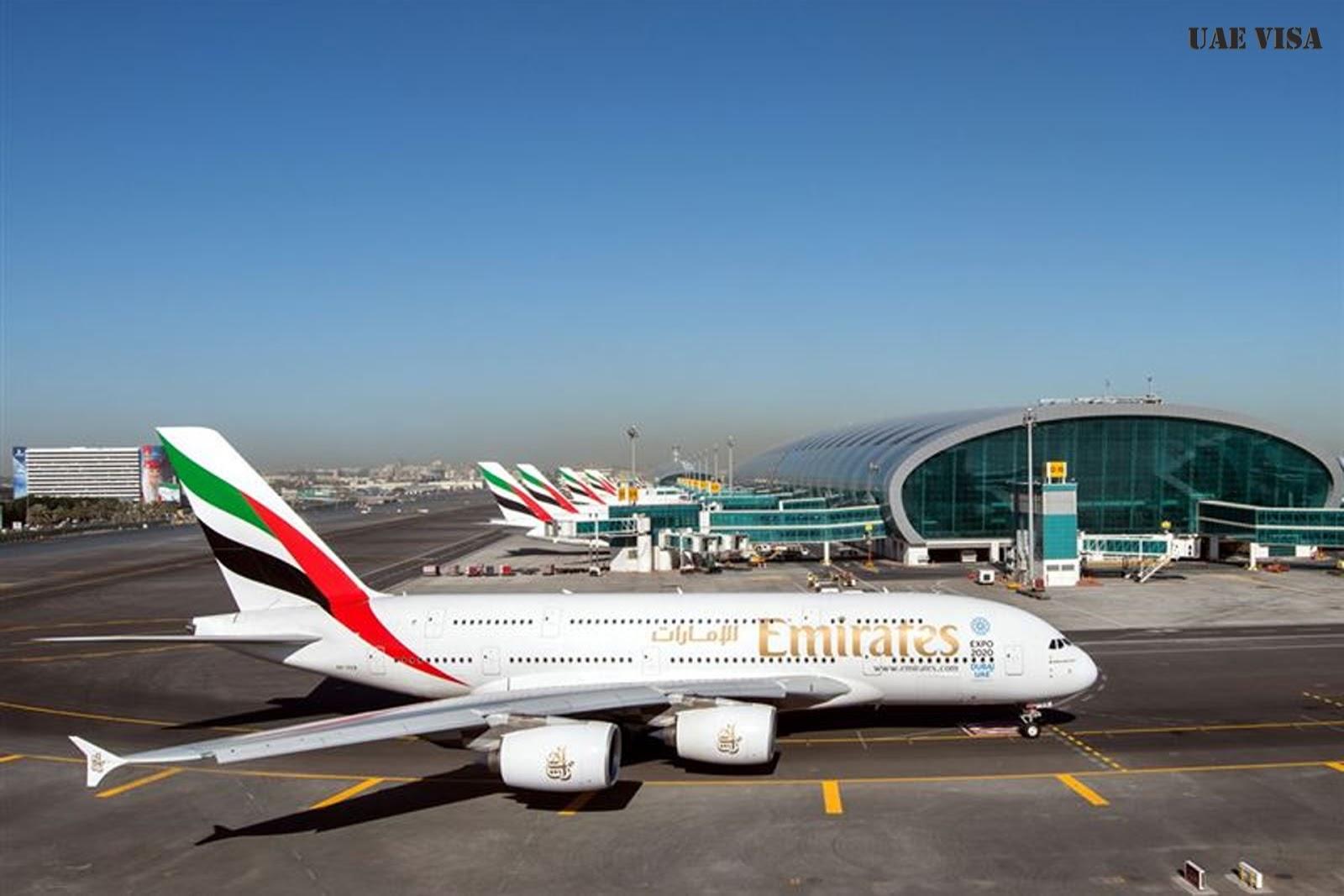 UAE Visa: Rush hours at UAE airports: Vacation led Dubai
