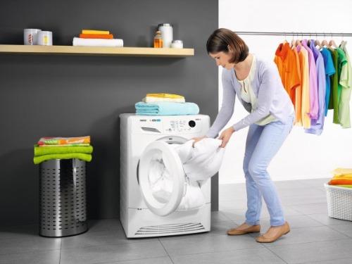 Goede wasmachine Zanussi