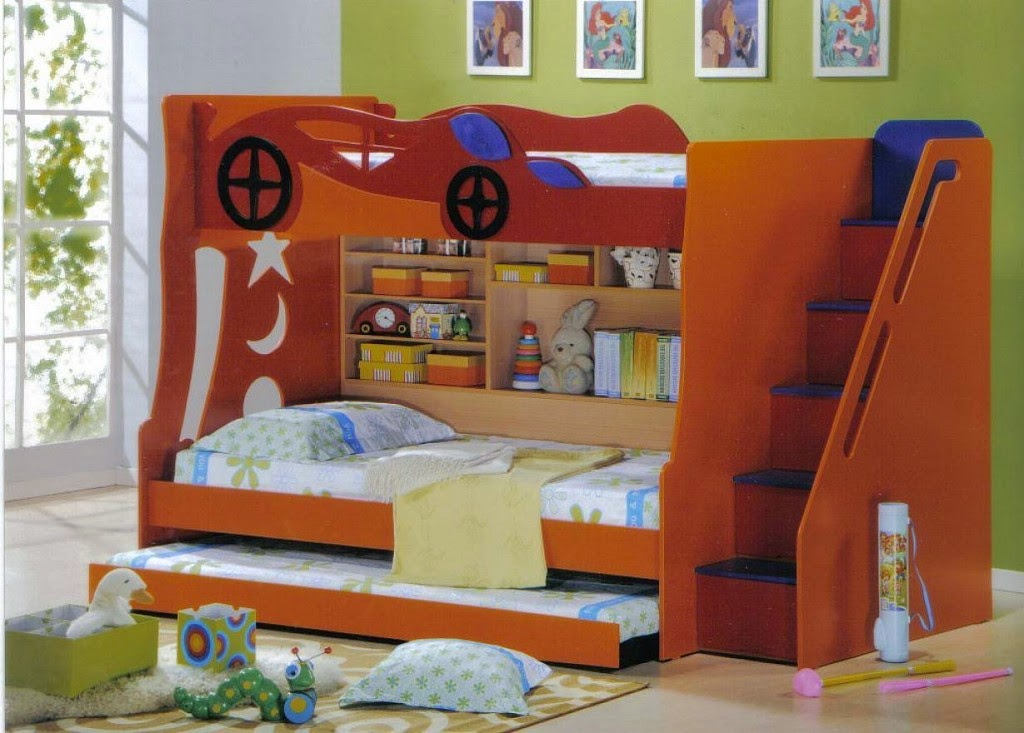 Self Economic Good News: Choosing Right Kids Furniture for