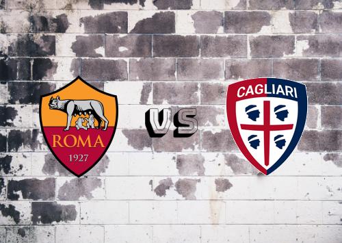 Roma vs Cagliari  Resumen