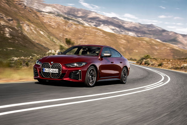 The 2022 BMW 4-Series Gran Coupe