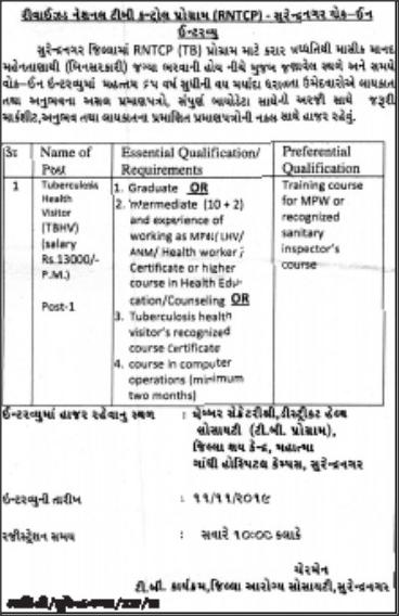 RNTCP-Surendranagar