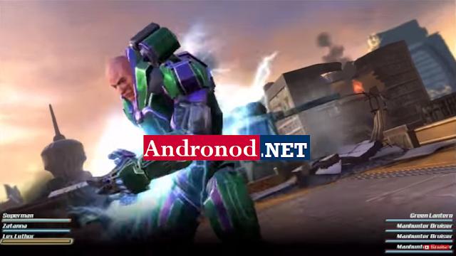 DC Comics Legends v1.12 Full Apk Data Released Android