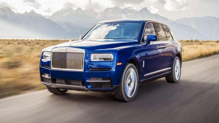 طراز Rolls-Royce Cullinan