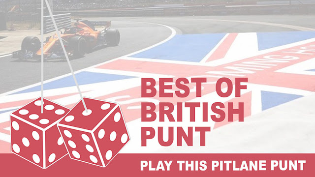 Pay the Best of British Pitlane Punt
