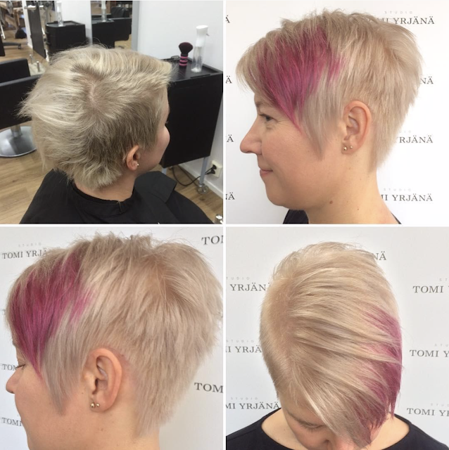 pixie layered haircuts