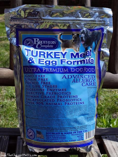Brothers Complete Turkey Meal & Egg Formula Dog Food