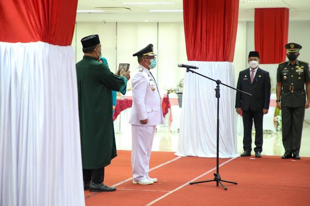 Usai Dilantik Zainal Paliwang, Topan Amrullah Fokus Rancang Musrenbangda Malinau