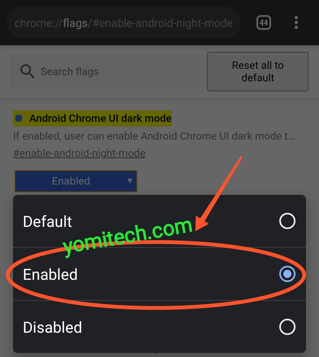 Latest Google Chrome V74 0 3729 112 for Android gets Dark Mode