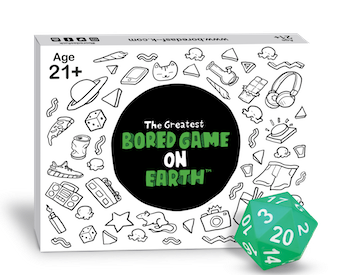 "The ""Greatest"" Bored Game"