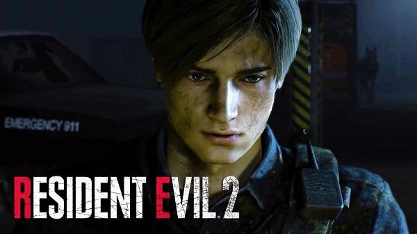 Resident Evil 2 Remake Story Trailer