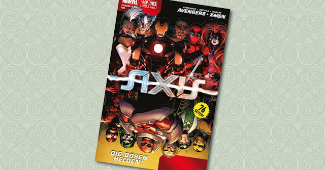 Axis 3 Panini Cover