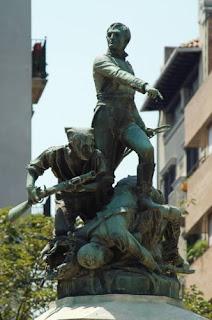 Guerra de la Independencia, Galdós, Girona
