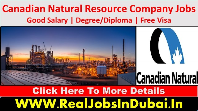 Canadian Natural Resources Company Hiring Staff In Canada