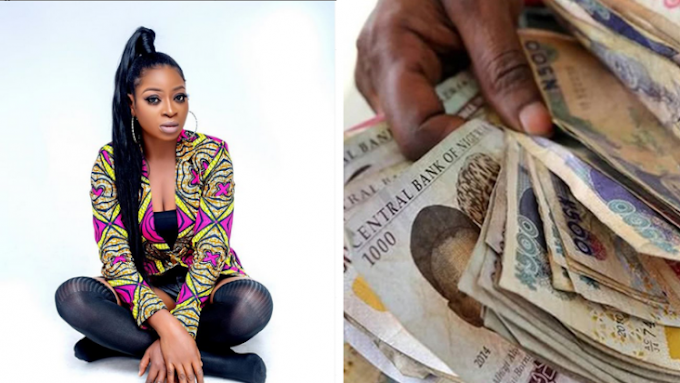 Marry a girl you can afford and stop complaining that women love money – Actress Chidinma Aneke tells men