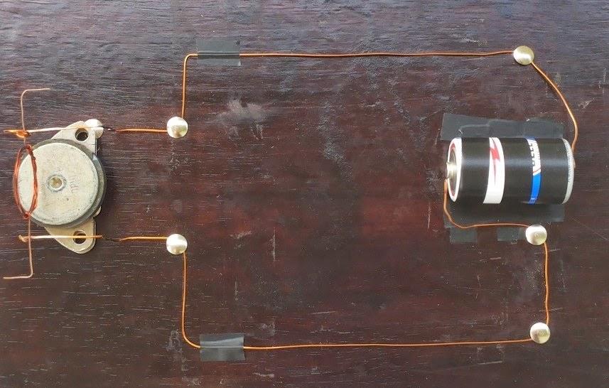 Membuat Motor Listrik Sederhana Alat Dan Bahan