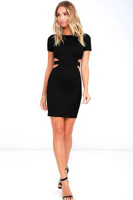 Vestidos para señoritas negros