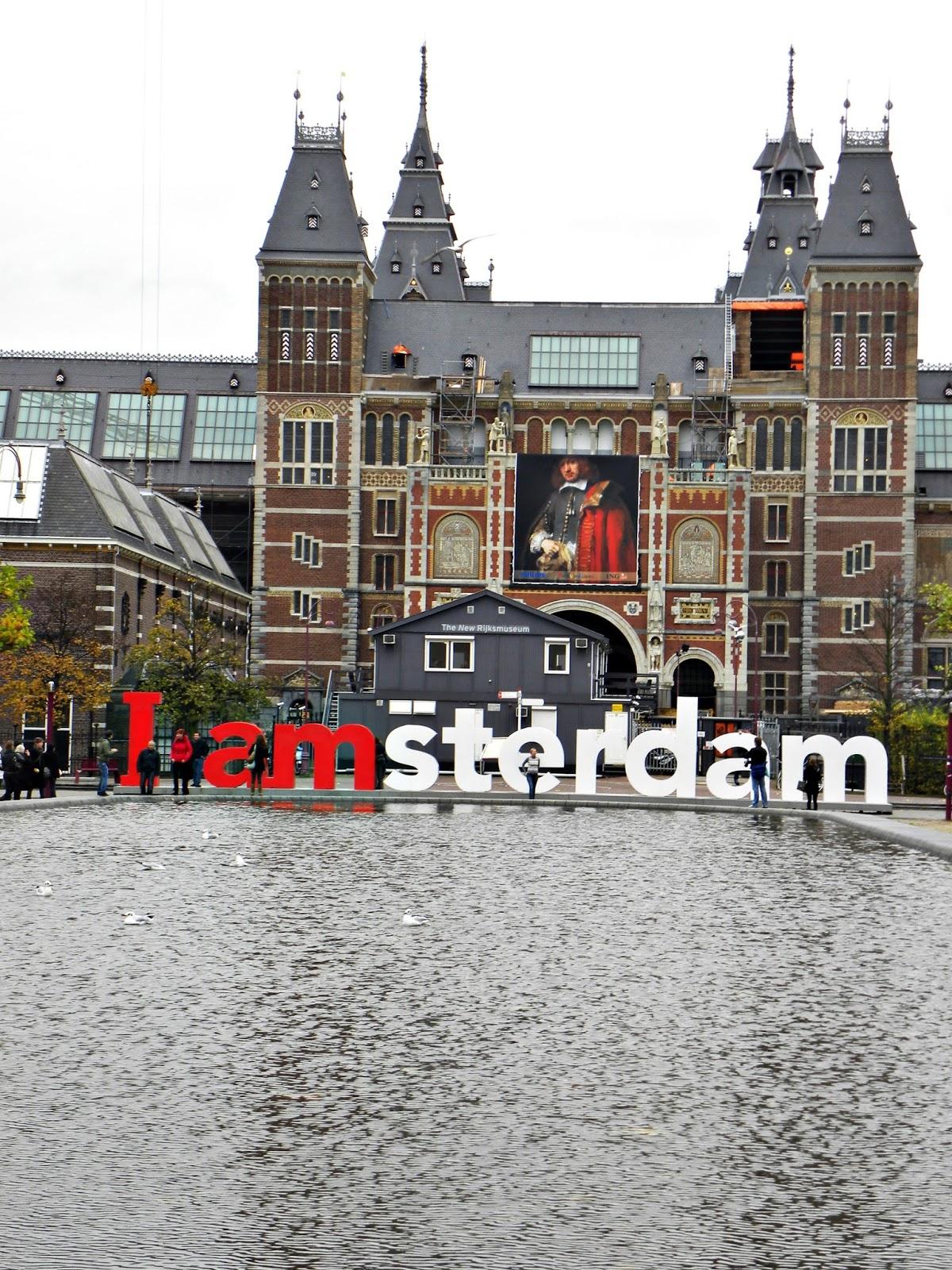 Placa-IAmsterdam