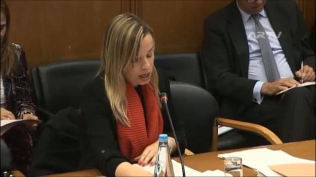 Deputada figueirense Ana Oliveira questionou Governo sobre a desigualdade de tratamento da Paramiloidose