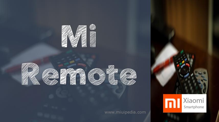 "Xioami Mi Remote ""Si tukang jahil"""