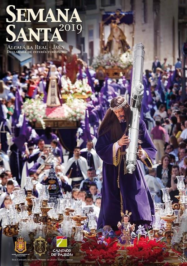 Programa, Horarios e Itinerarios Semana Santa Alcalá la Real (Jaén) 2019