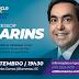 Professor Marins fará palestra sobre marketing e vendas, em Blumenau