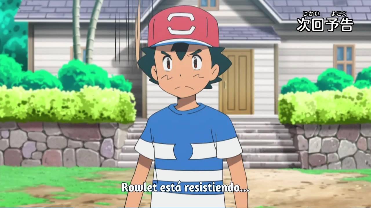 Pokemon Sol y Luna cap 10 Sub Español