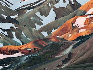 Le trek Landmannalaugar - Thorsmörk