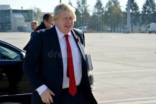 "U.K Prime Minister Boris Johnson Asked About Trump"" Many Good Qualitys"""