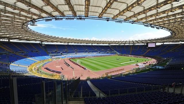 Informações sobre o Estádio Olímpico de Roma