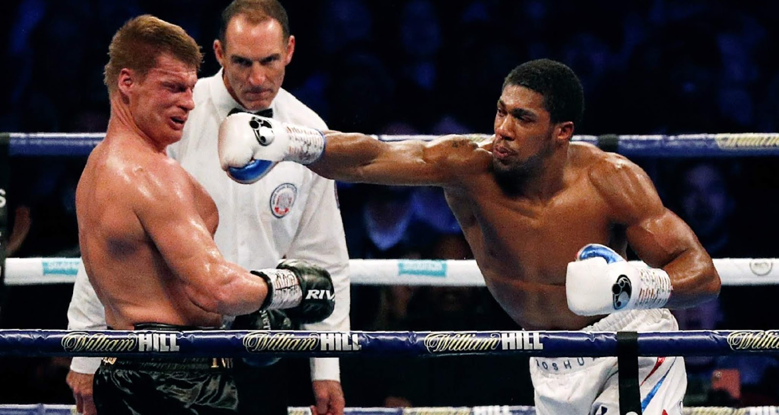 ANTHONY JOSHUA VS. ALEXANDER POVETKIN 2