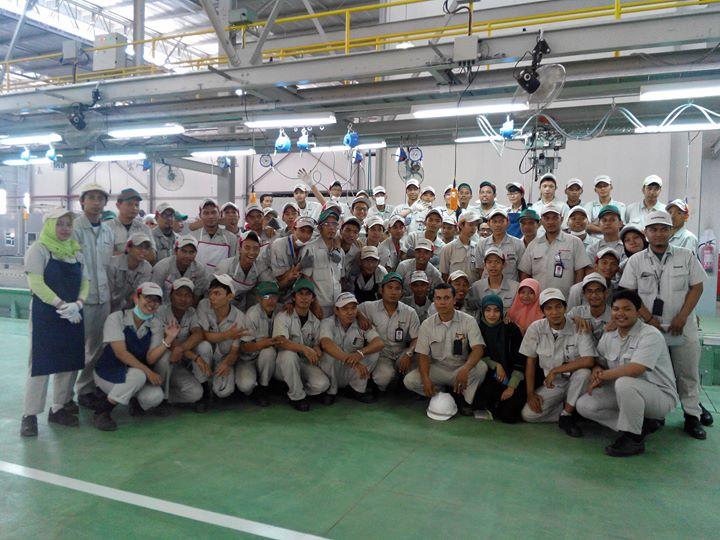 Info Loker Januari 2018 SMA/SMK PT Kawasaki Motor Indonesia