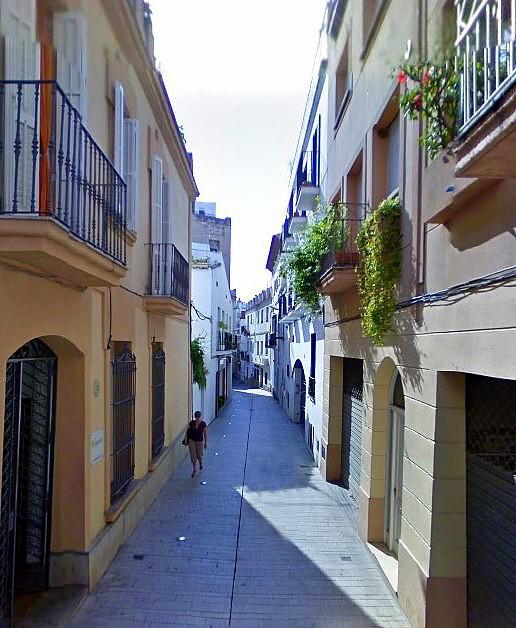 Sitges (Barcelona).